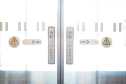 自動ドアのメーカーや種類ごとの特徴!メンテナンスや故障原因も解説